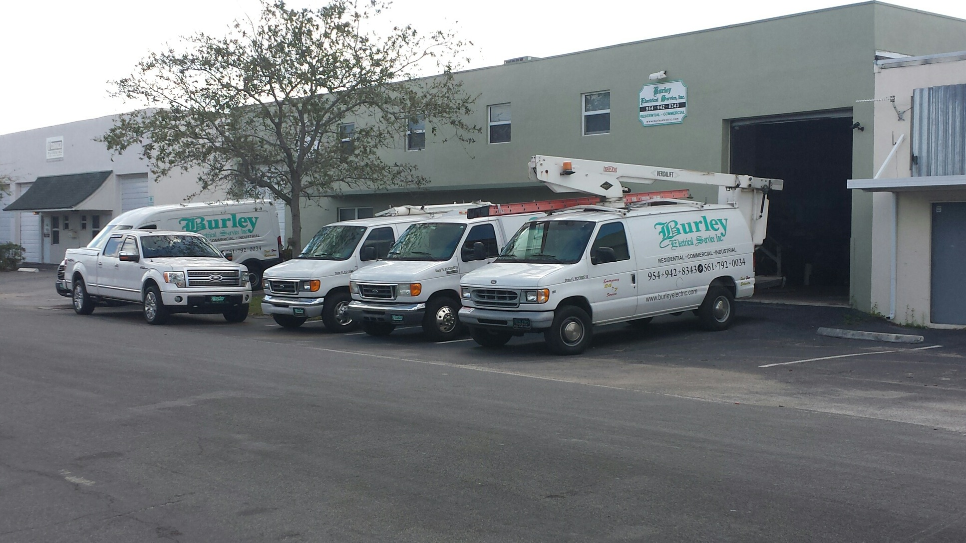 Burley Electrical Services | Fort Lauderdale, FL Master Residential ...